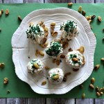 St. Patrick's Day Pistachio Marshmallow Crunch Balls
