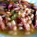 Crockpot Ham and Bean Soup