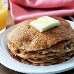 Buttermilk Blender Pancakes