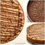 Brownie Bottom Peanut Butter Cheesecake