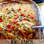 King Ranch Chicken Casserole & History