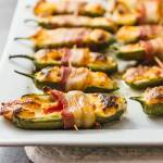Bacon Wrapper Jalapeño Poppers