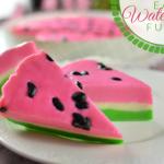 Easy Watermelon Fudge