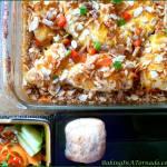 Chicken with Rice Dinner Casserole