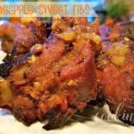 Pineapple Sweet Ribs