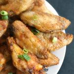 Extra Crispy Baked Chicken Wings with Garlic and Paprika