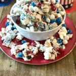 Red White & Blue Patriotic Party Mix