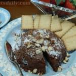 Irresistible Chocolate Hazelnut Ricotta Spread
