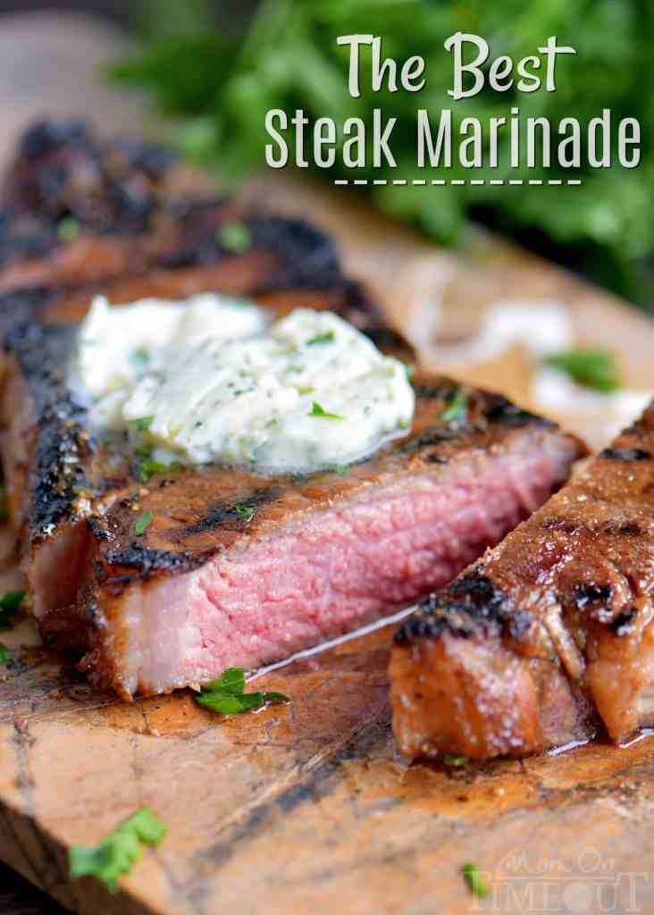 The best steak marinade maria 39 s mixing bowl - Best marinade for filet mignon on grill ...