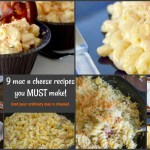 9 Amped  Mac and Cheese Recipes