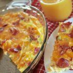 Quick Breakfast Casserole