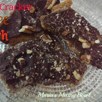 Graham  Cracker Toffee Crunch