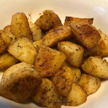 Oven Ranch Potatoes