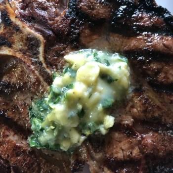 Garlic Herb Steak Butter