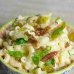 Bacon Jalapeno Pepper Jack Mac And Cheese