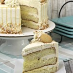 Banana Pudding Layer Cake