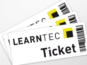 Verlosung LEARNTEC Tickets 2017