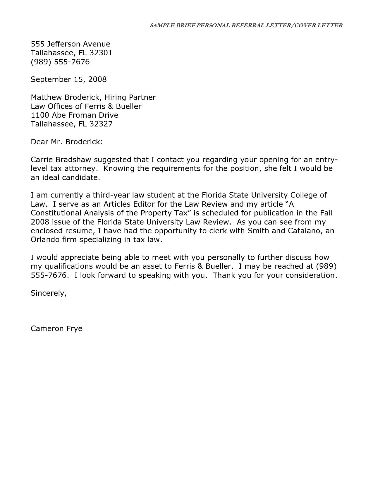 Journal 4 Cover Letter 3  mariasuprenant