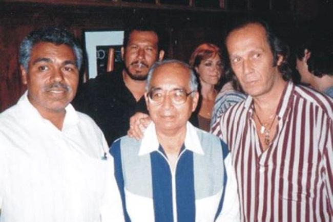 Octavio, Raul y Paco