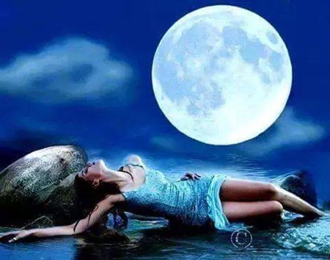 Luna y bella