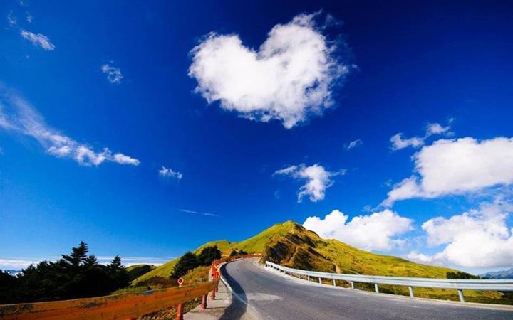 corazon en el cielo