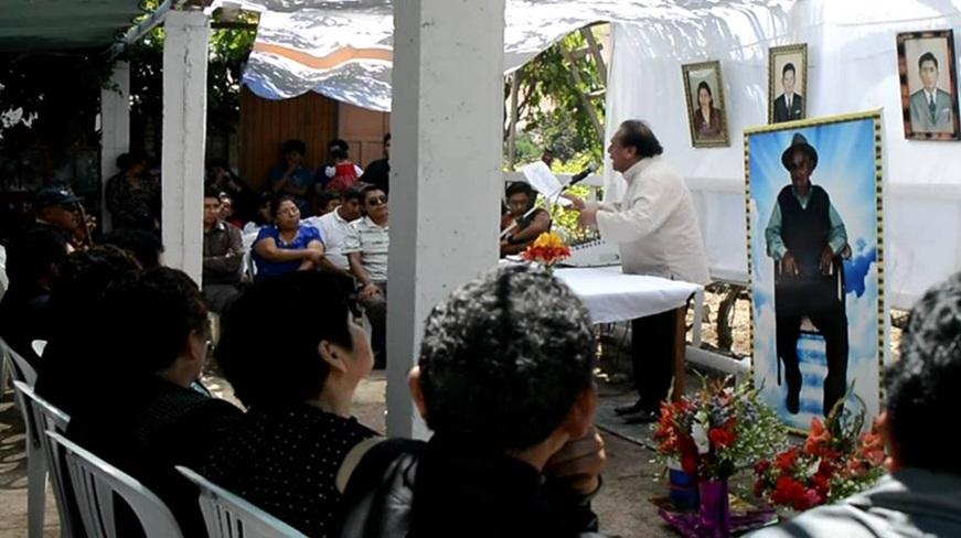 Fidel en el Fundo San  José 888