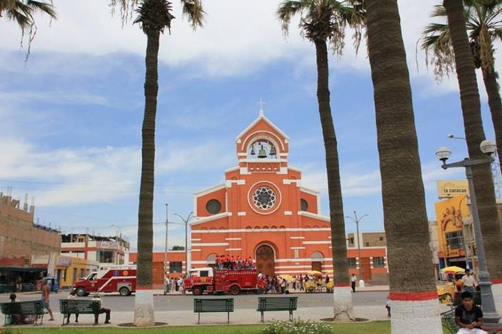 Iglesia Santo Domingo de Guzman 333