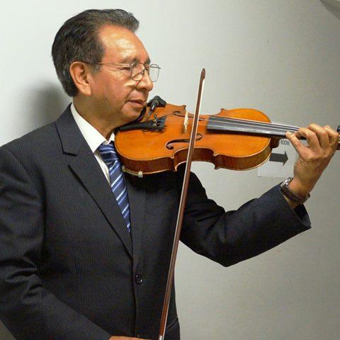 Maximo Barraza-Violinista