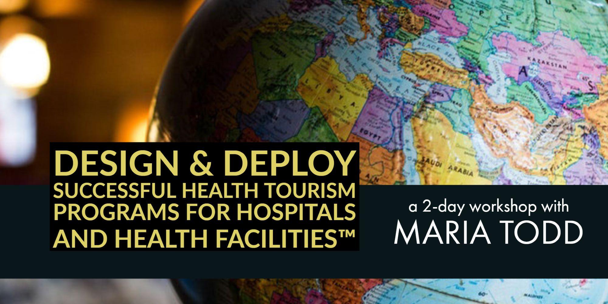 AskMariaTodd medical tourism hospital training and coaching