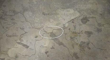 Altai_oude_kaart