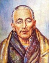 LichtMeester Djwal Khul van de Goudgele Vlam van Verlichting