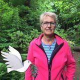 Maria in bos Voorhout mei 2017
