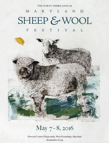 Maryland 2016 Sheep & Wool Festival