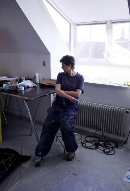 Maria Wæhrens: UD AF MOR Foto: Anne Mie Dreves