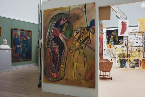 Maria Wæhrens 3. Vejen Kunstmuseum. Photo Pernille Klemp-kopi