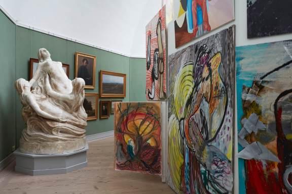 Maria Wæhrens 4. Vejen Kunstmuseum. Photo Pernille Klemp-kopi