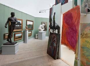 Maria Wæhrens 8. Vejen Kunstmuseum. Photo Pernille Klemp-kopi
