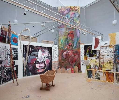 Maria Wëhrens 10. Vejen Kunstmuseum. Photo Pernille Klemp-kopi