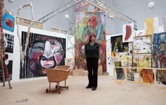 Maria Wëhrens 16. Vejen Kunstmuseum. Photo Pernille Klemp-kopi