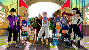 The Fairy Tail Guild