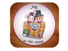 CHRISTmas Joy Blog