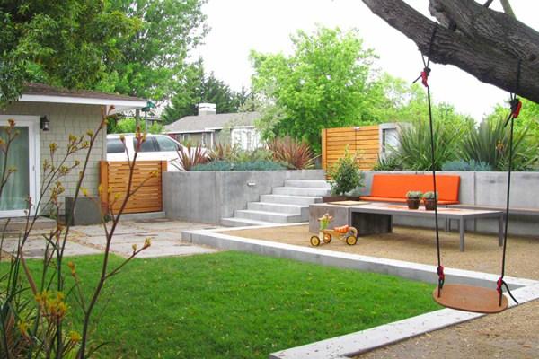 home inspiration modern garden