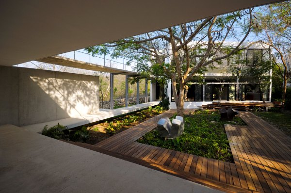 Home Inspiration Modern Garden Design - Studio Mm Architect