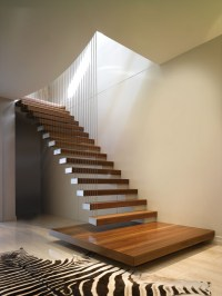 Design is in the Details: 10 Cantilevered Stair Designs