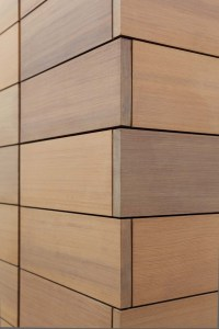 Design is in the Details: Modern Wood Cladding Details ...