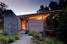 Contemporary Shed Roof House