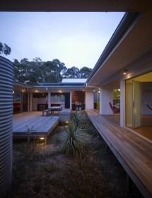 Design Inspiration Modern Courtyard House - Studio Mm