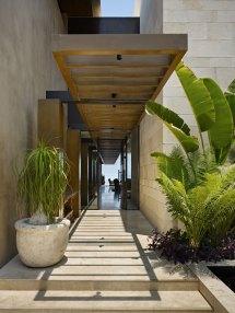 Modern Exterior Entryway