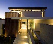 Modern House Interior Entrance