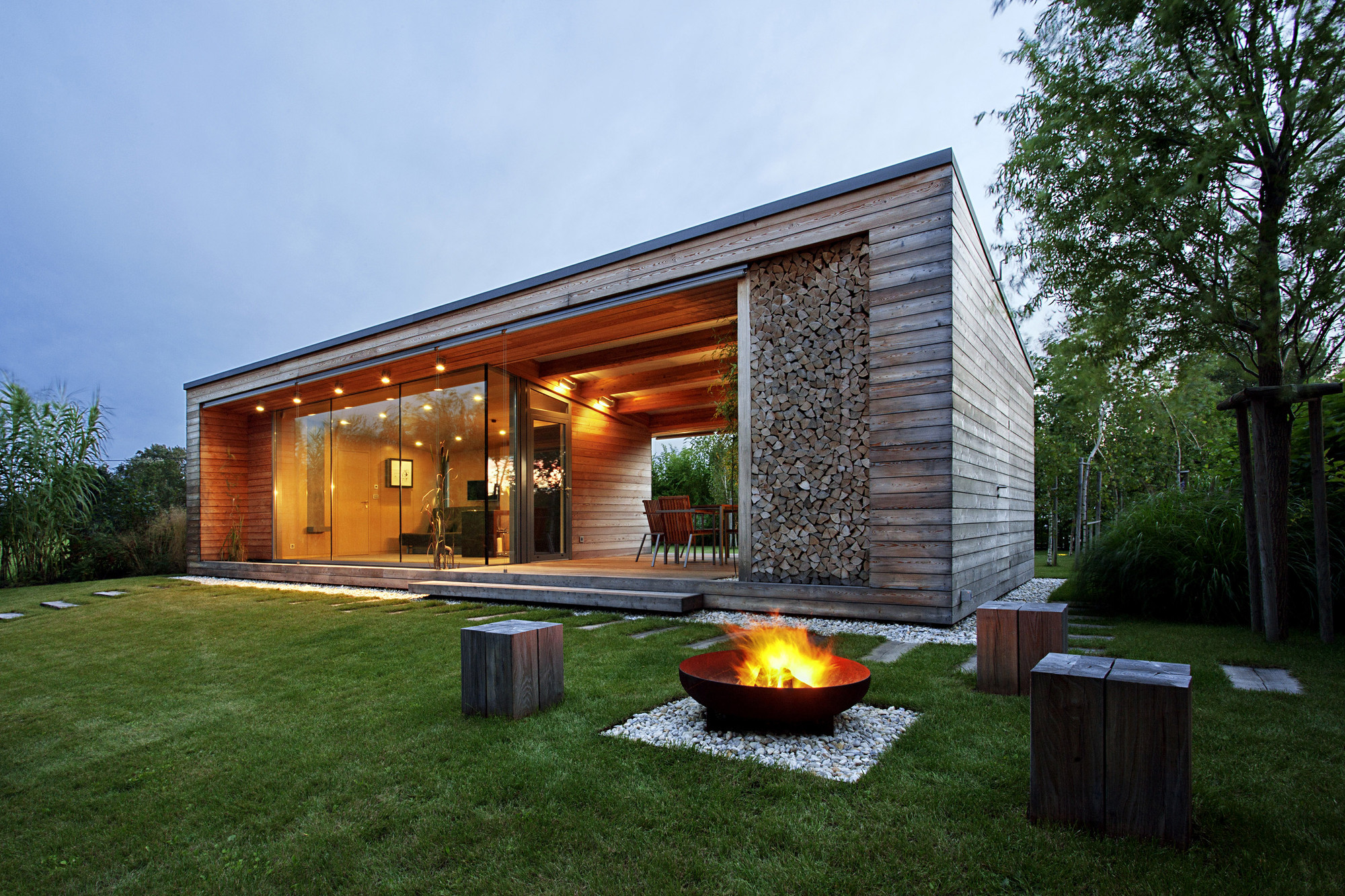 Holiday House Design Ideas